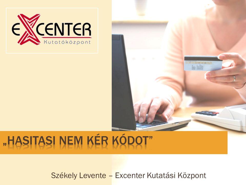 Székely Levente – Excenter Kutatási Központ