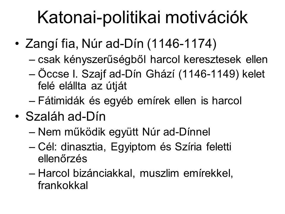 Ajjubidák Keresztesekkel kapcsolatok 1229: al-Kámil szerződése II.