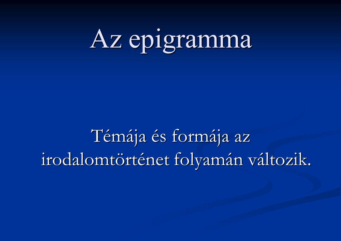 Az epigramma pl.Szimonidész sírfeliratához képest témát vált Catullus az Gyűlölök és szeretek c.