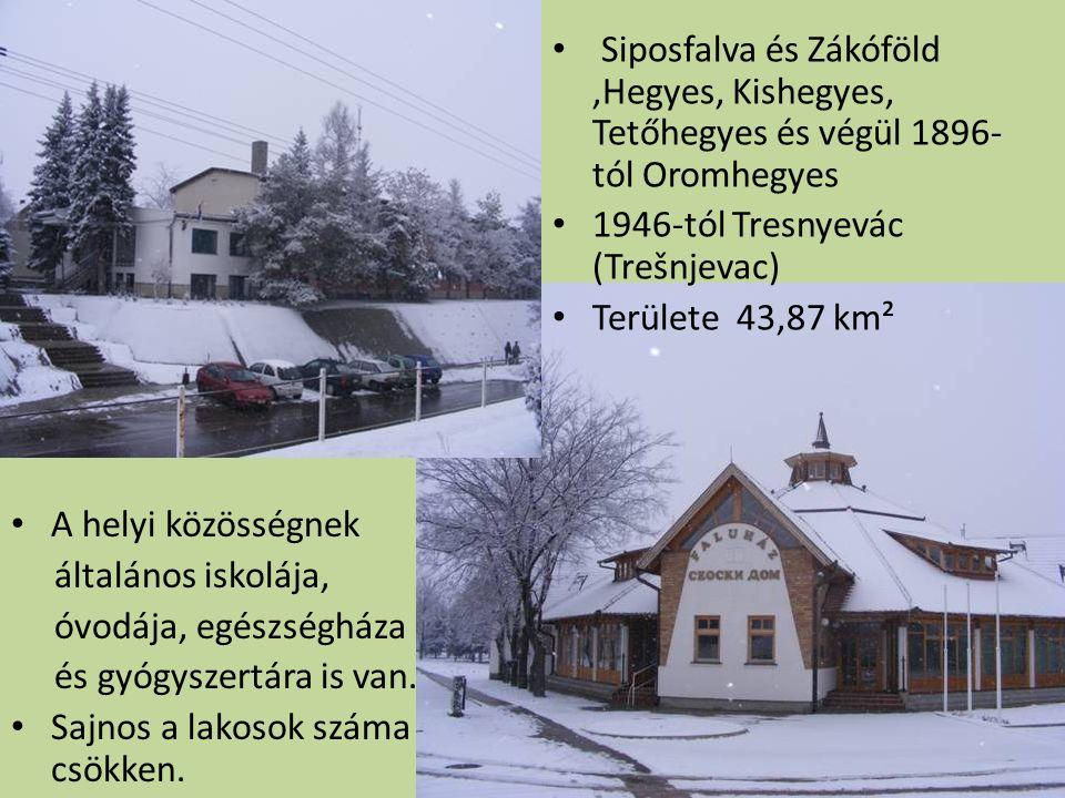 A helyi közösségnek általános iskolája, óvodája, egészségháza és gyógyszertára is van.