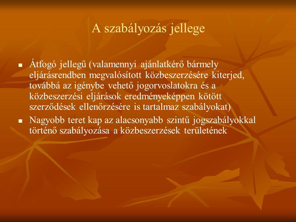 Jogegység biztosítása Döntő- bizottság előtti eljárásokban I.