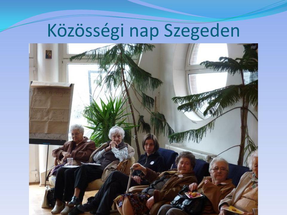 Közösségi nap Szegeden