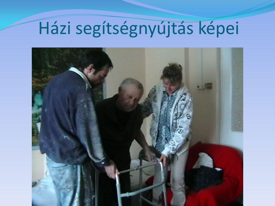 Házi segítségnyújtás képei