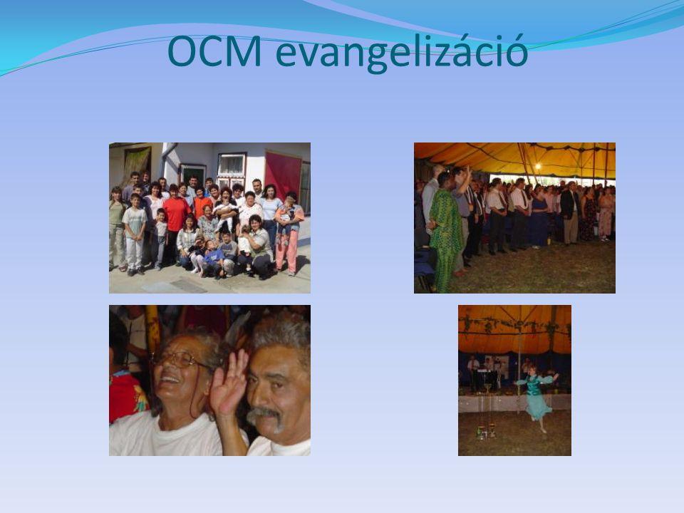 OCM evangelizáció