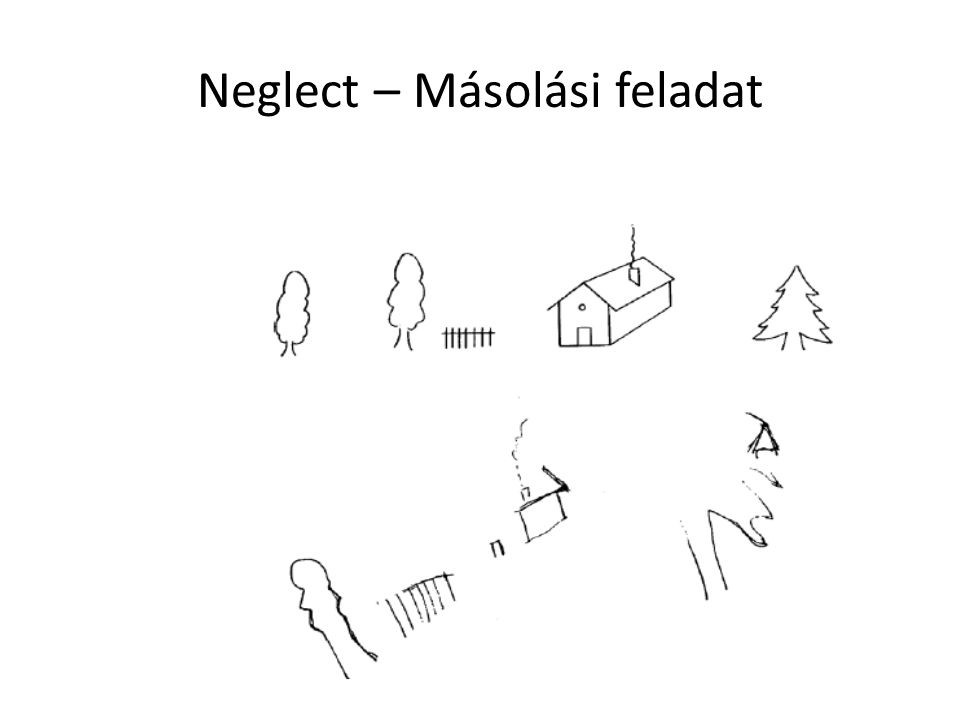 Neglect – Másolási feladat