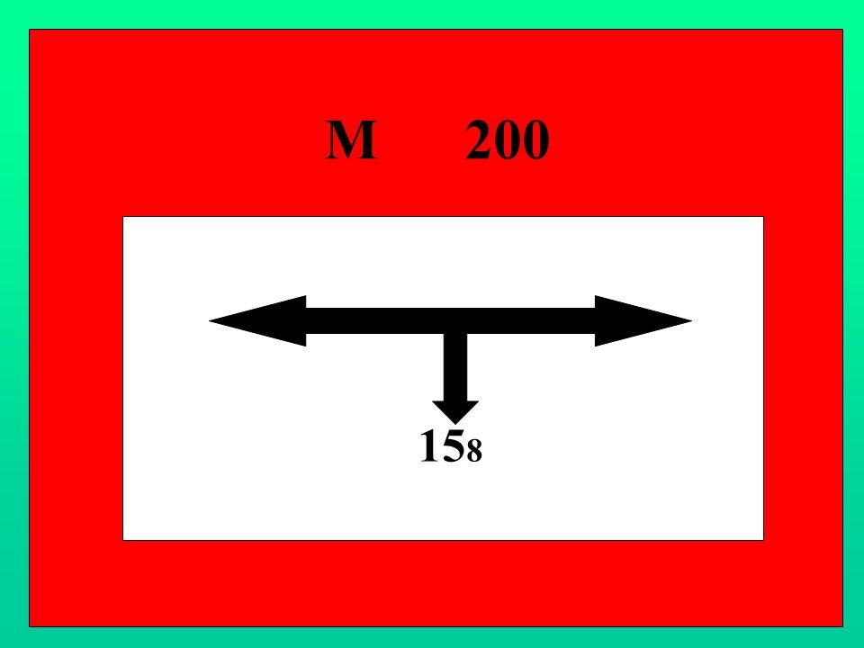 M 200 15 8