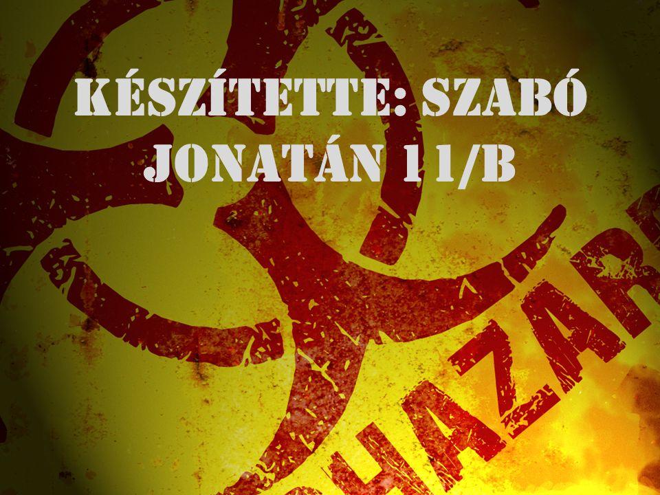 Készítette: Szabó Jonatán 11/B