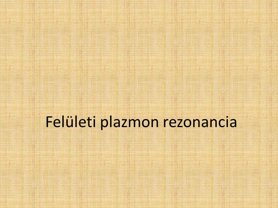 Felületi plazmon rezonancia
