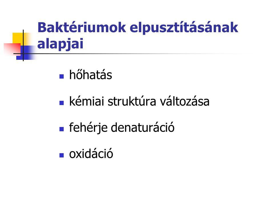 Sterilezés nedves hővel (autoklávozás) (Ph.Hg.