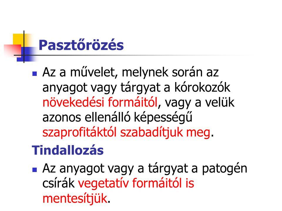 Certokláv és autokláv II.