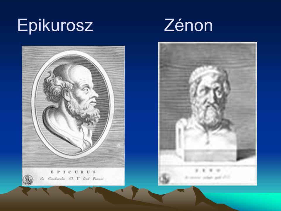 Epikurosz Zénon