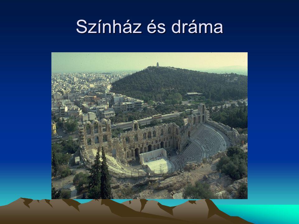 Színház és dráma