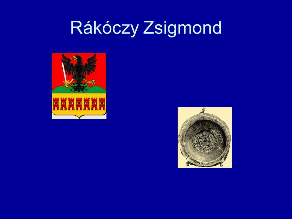 Rákóczy Zsigmond