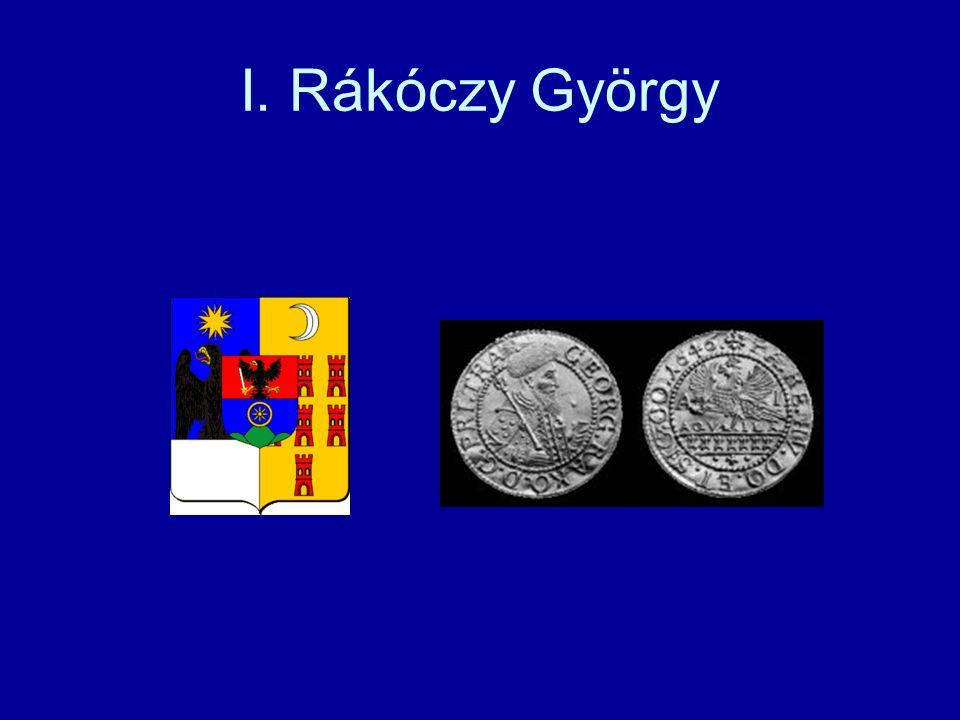 I. Rákóczy György