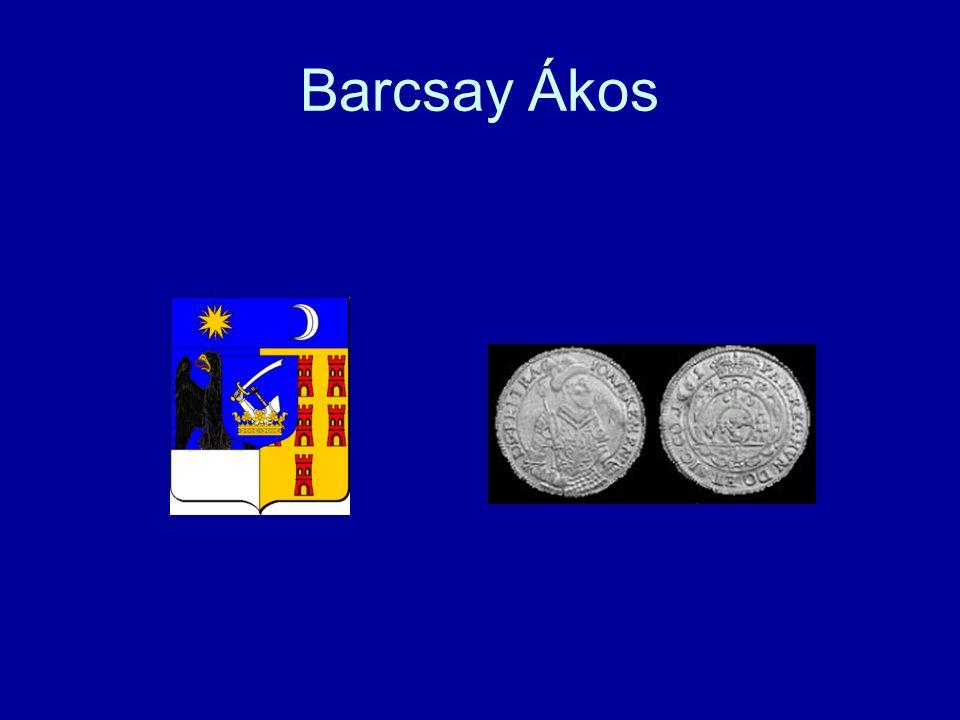 Barcsay Ákos