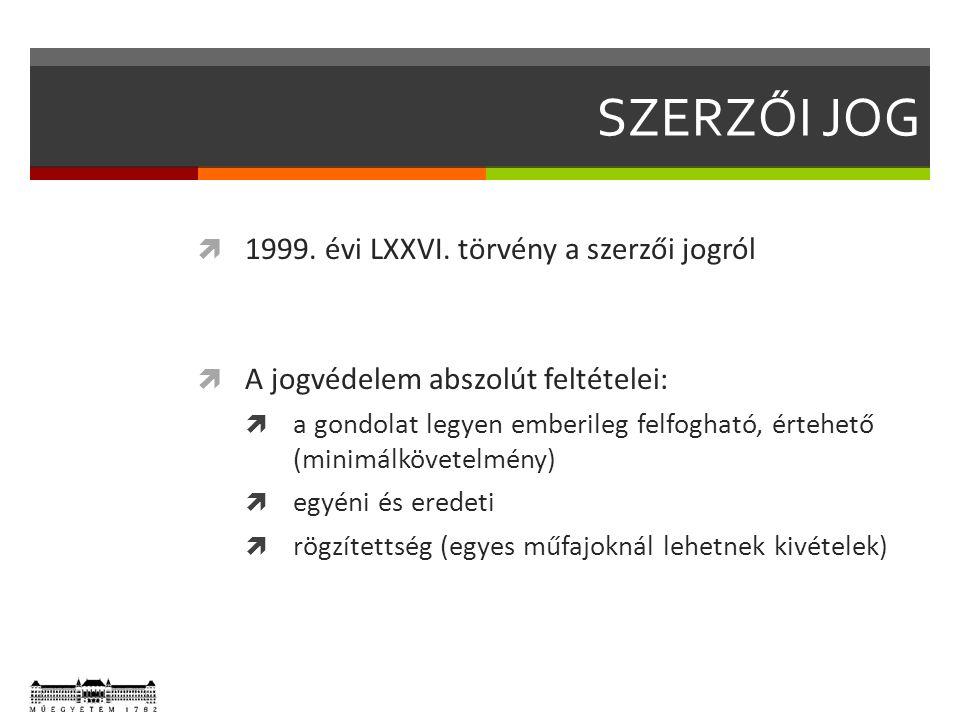  1999. évi LXXVI.