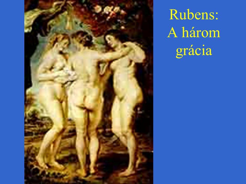 Rubens: A három grácia