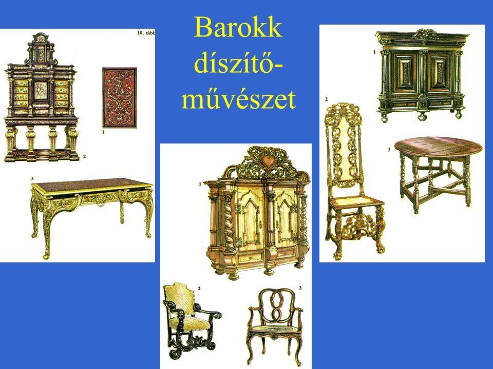 Barokk díszítő- művészet