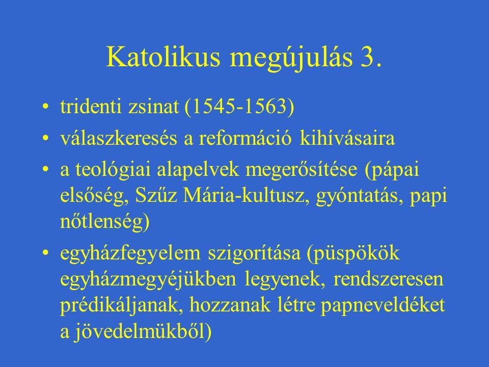 Katolikus megújulás 3.