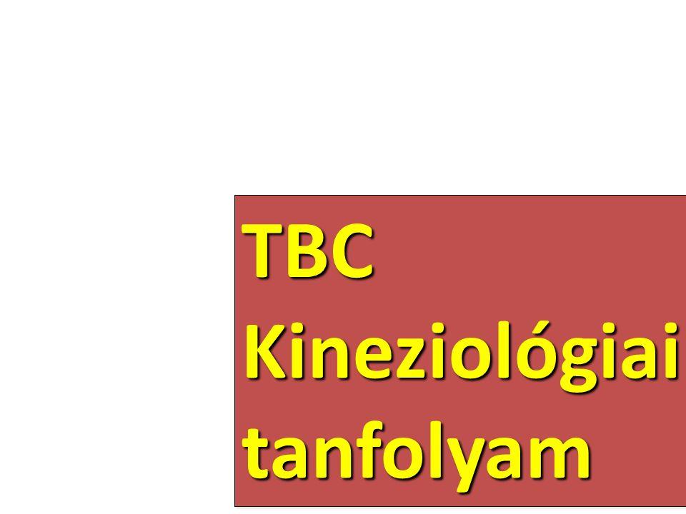 TBCKineziológiaitanfolyamTBCKineziológiaitanfolyam