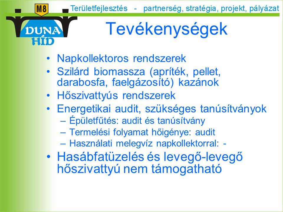 KEOP-2009-5.3.0/B Épületenergetikai fejlesztések megújuló energiaforrás hasznosítással kombinálva