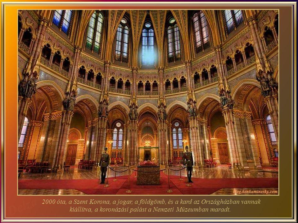 Állítólag a Szent Koronát, István az első magyar király, (1000-1038) után a magyar történelem során, több mint 50 király használta.