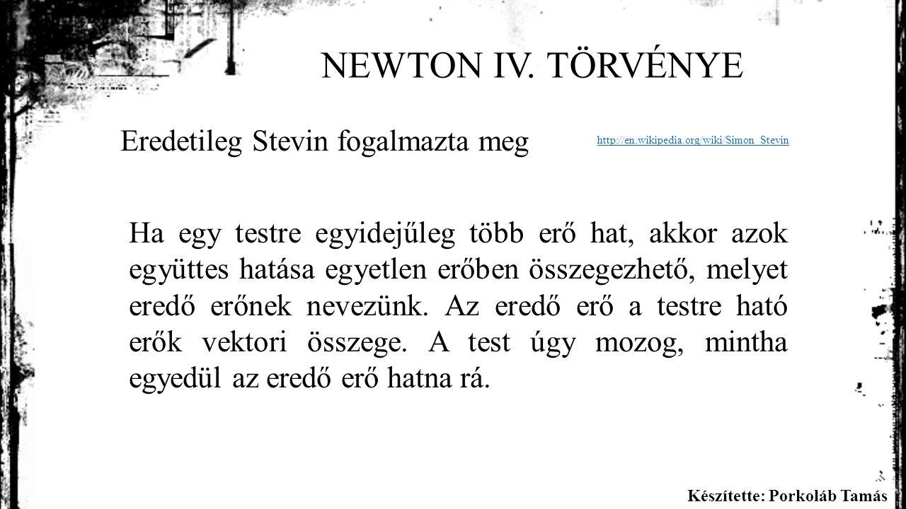 NEWTON IV.