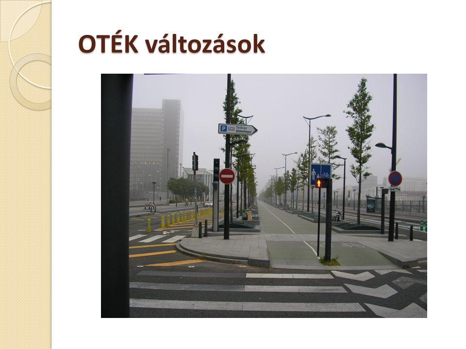 Helyiségek átlagos belmagasság (2,75 m átlagos belmagasság a 200 m2 hasznos alapterületet meghaladó nagyságú irodai munkahelyeken) ÁLTALÁNOS KÖVETELMÉNYEK közlekedési célú terek és helyiségek (közlekedők, folyosók részletszabály helyett) tároló helyiség (tüzelőanyag- és salaktároló, göngyöleg-,konténer-,és hulladéktároló követelményei helyett) Szabó Zsuzsanna OTÉK változásai