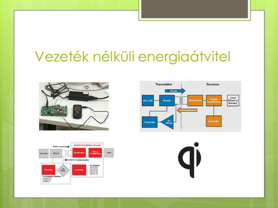 Vezeték nélküli energiaátvitel