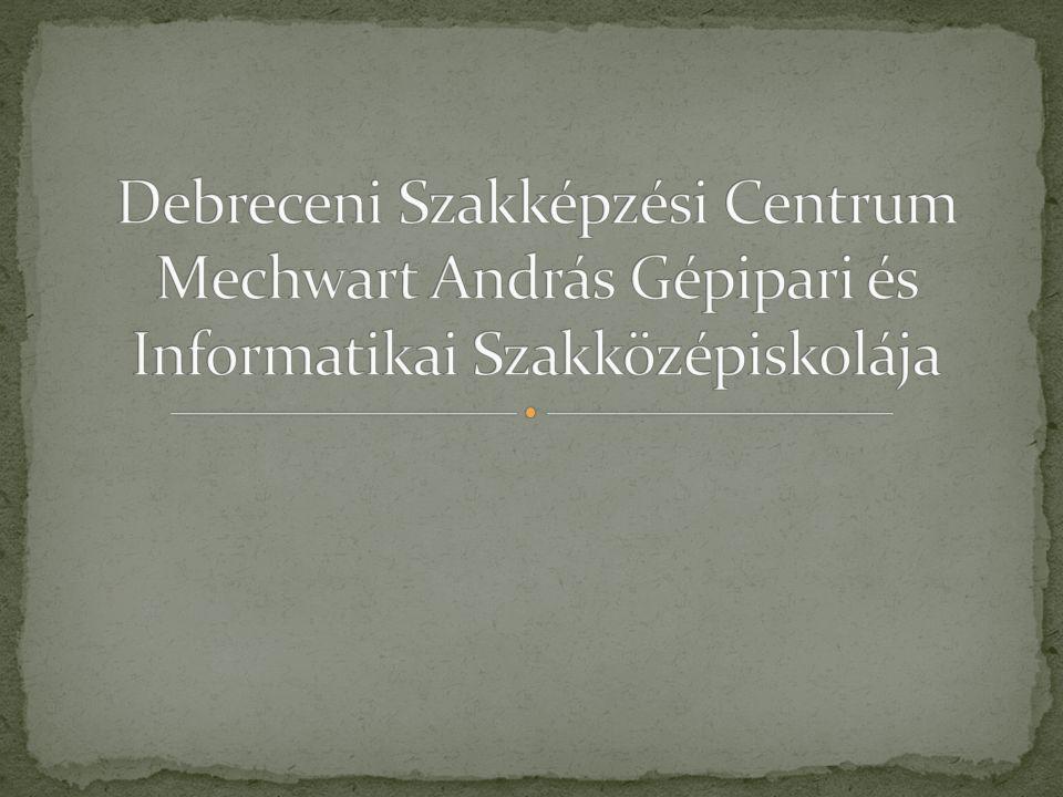 Szülei Mechwart György és Hofmann Erzsébet.Pályáját lakatosként kezdte.