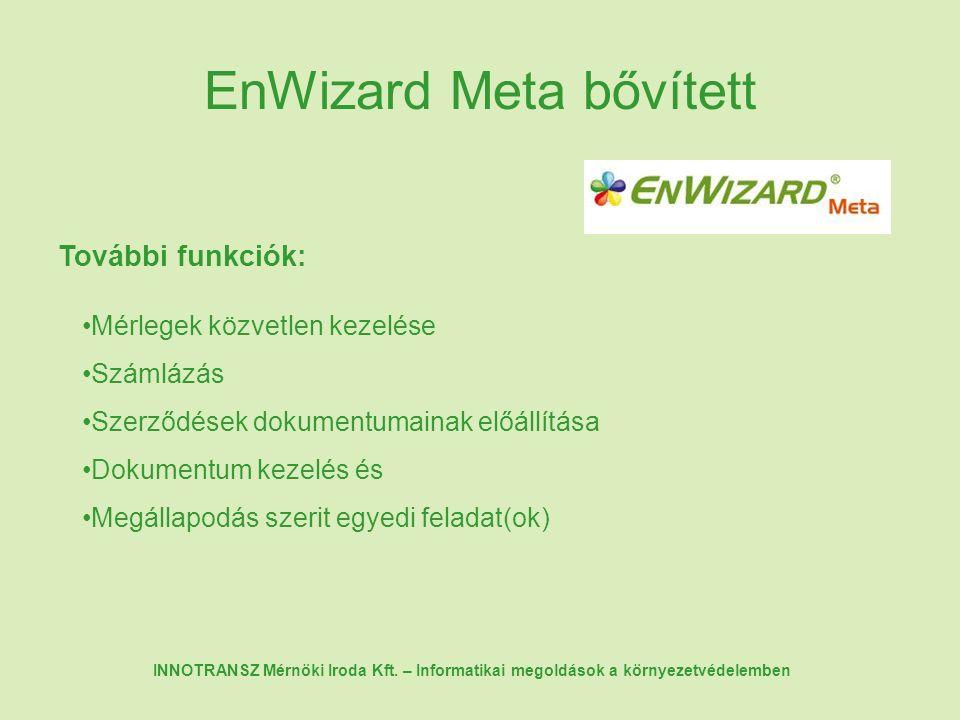INNOTRANSZ Mérnöki Iroda Kft. – Informatikai megoldások a környezetvédelemben Fémek kiszállítása