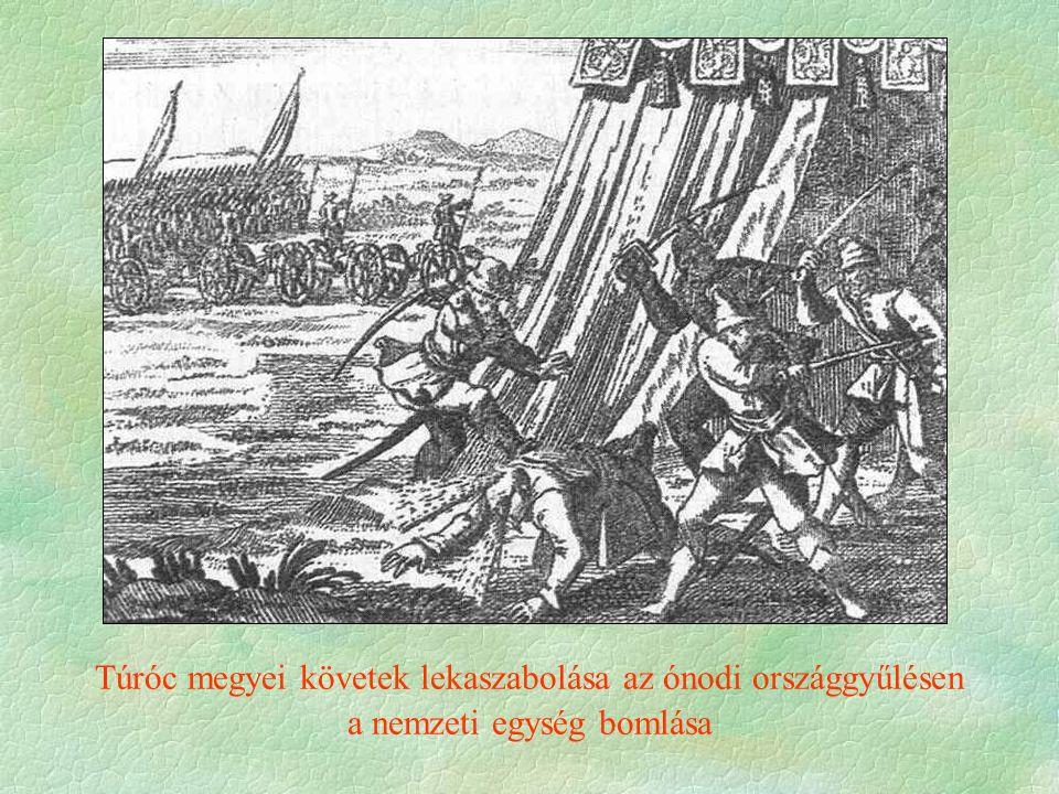 A kuruc állam hadserege  A kuruc hadsereg: fő jellemzője a könnyűlovas, portyázó taktika Alkotóelemei:  Képzett zsoldosok (pl.: svédek)  Nemesek és a vitézlő rend katonái  Képzetlen parasztok  Lovasság, Gyalogság, Tüzérség  Egy emberre két ló jutott  Fegyvereik minősége és képzettségük színvonala alacsony  Reguláris csapatok (kisebb létszámú hivatásos katonák)  Irreguláris csapatok (nagyobb létszámú képzetlen katonák)  A katonaságot nemesek vezetik  A hadsereg rosszul felszerelt, tisztjei sokszor felkészületlenek, a Habsburgok serege sokkal kisebb, de minőségi fölénye van