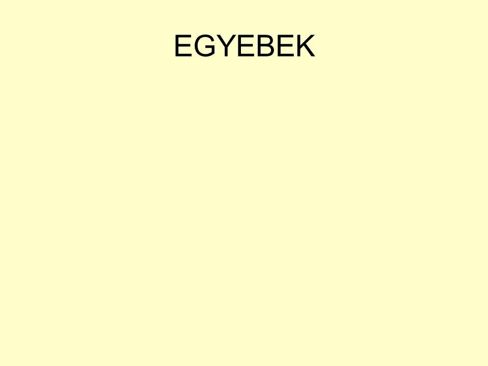 EGYEBEK
