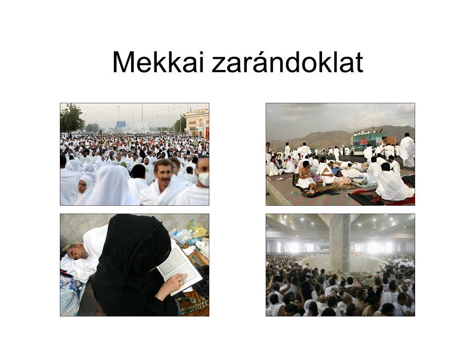 Mekkai zarándoklat