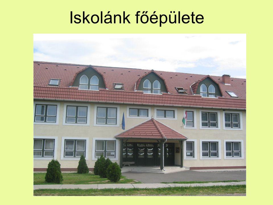 Iskolánk főépülete