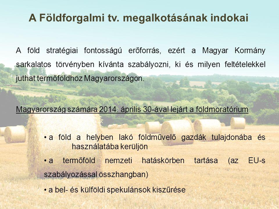 A Földforgalmi tv.