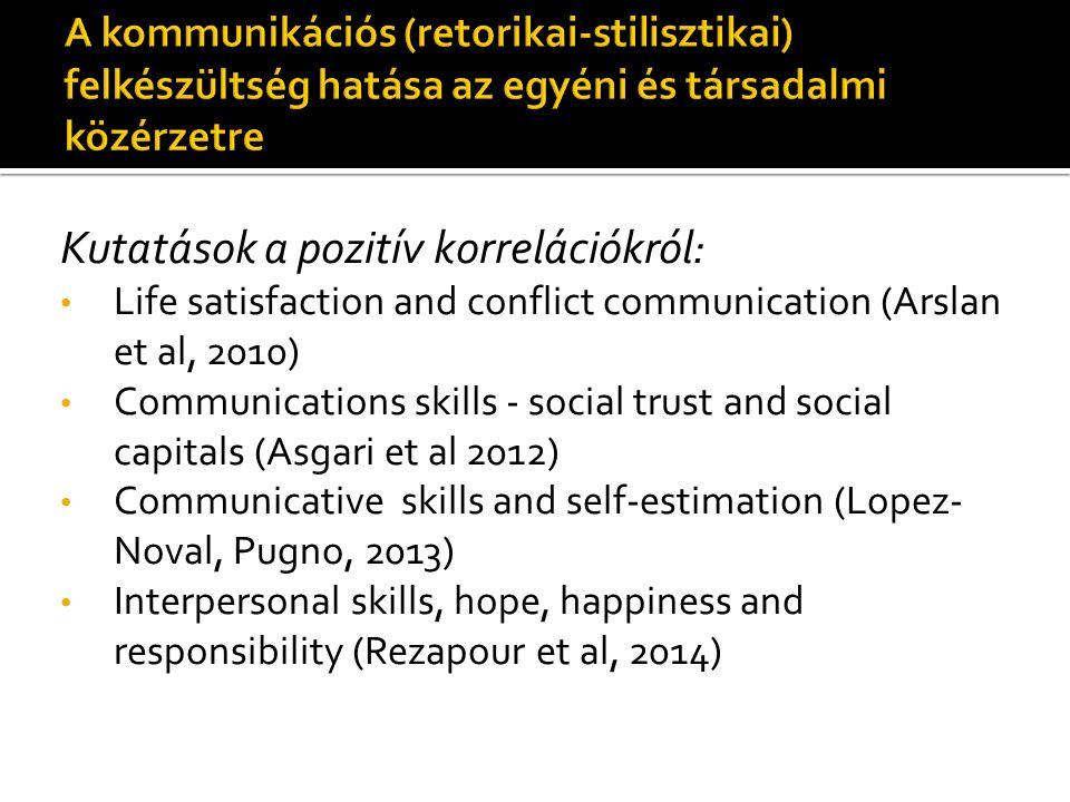  A nyilvános kommunikáció válsága (pl.