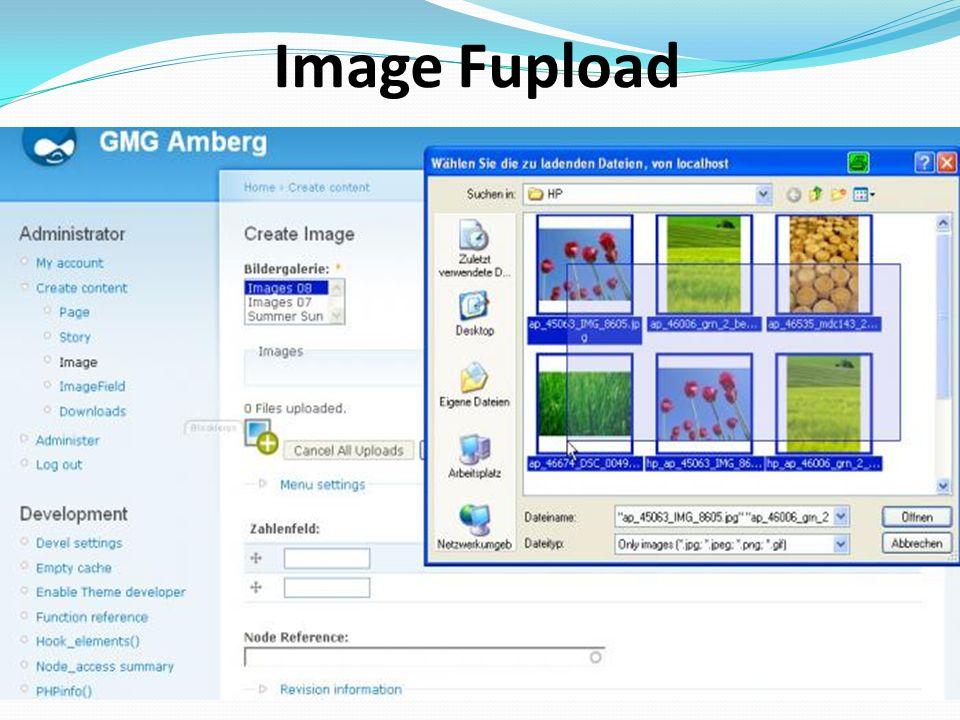Image Fupload