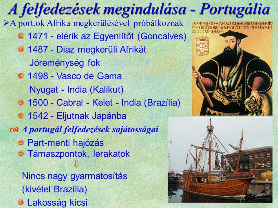 Bartalomeo Diaz és Vasco de Gama