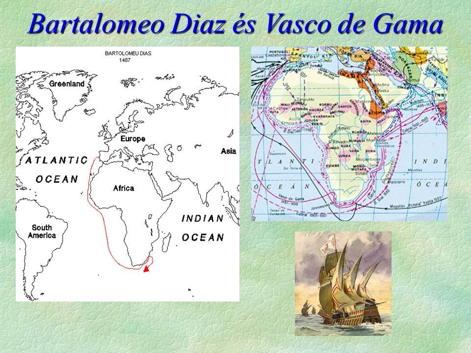  Kolumbusz tervei  portugál udvar   Kasztíliai Izabella segítsége  1492.08.03.-10.12.