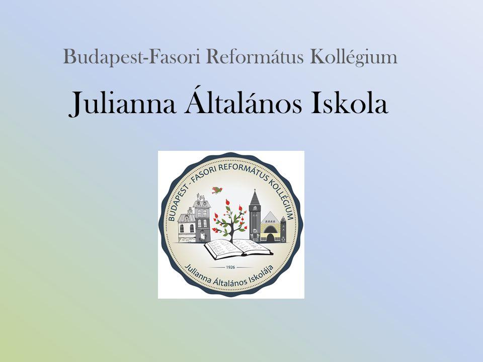 Budapest-Fasori Református Kollégium Julianna Általános Iskola