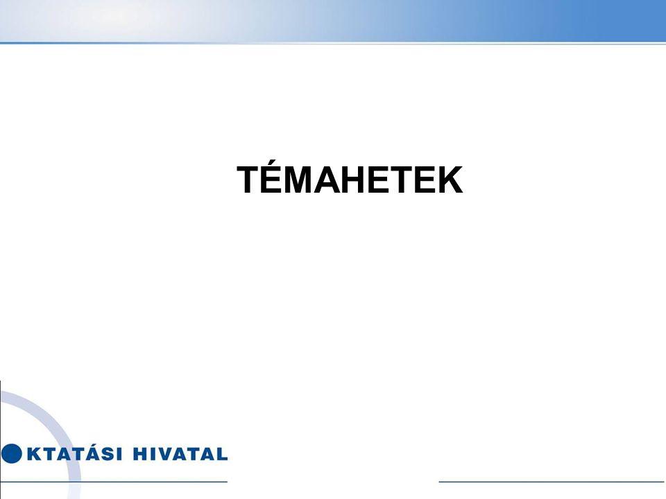 TÉMAHETEK