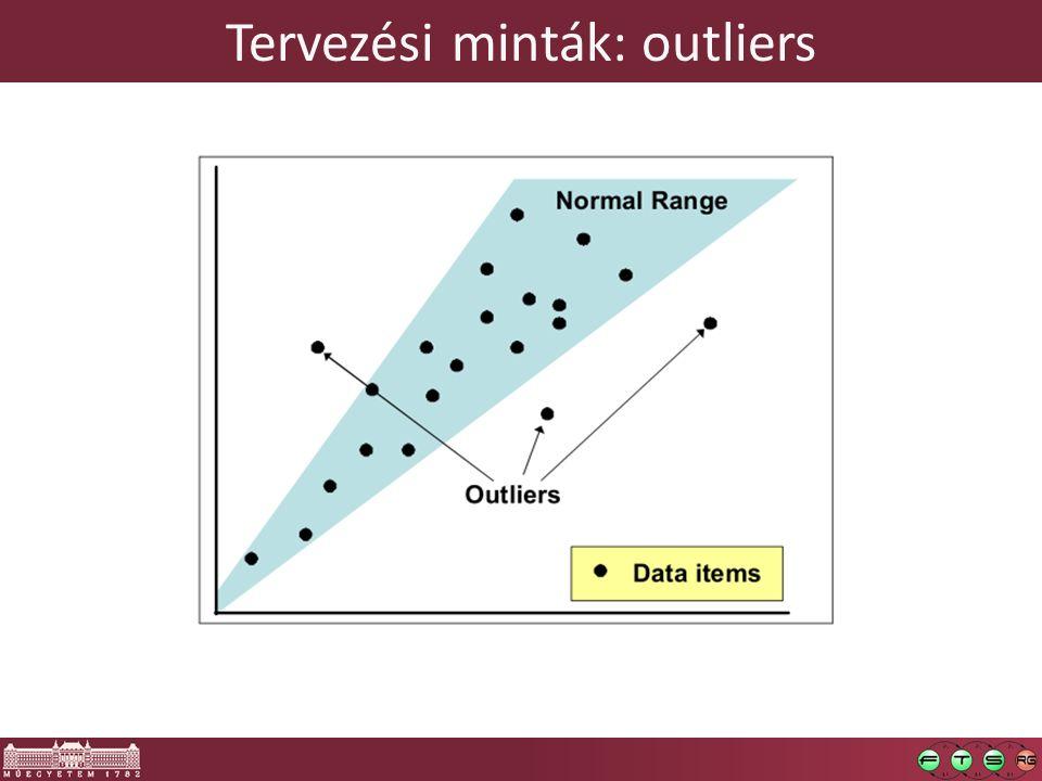 Tervezési minták: outliers