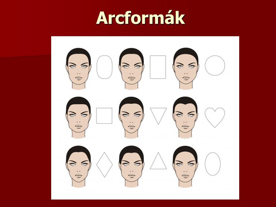 Arcformák