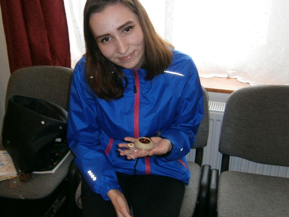 Lóczy Lajos Földrajzverseny- Kaposvár Az első 2 forduló után Hrčka Szandi 2.-ként került be a nemzetközi döntőbe A döntőben dicséretet és különdíjat kapott- A legsikeresebb határontúli versenyző