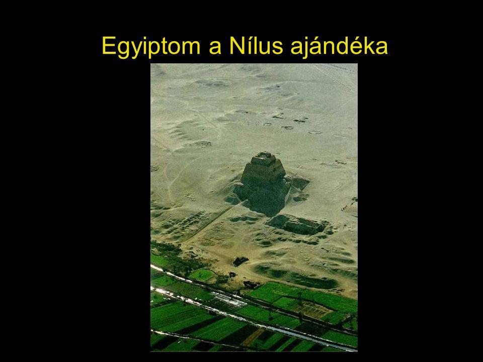 Egyiptom a Nílus ajándéka