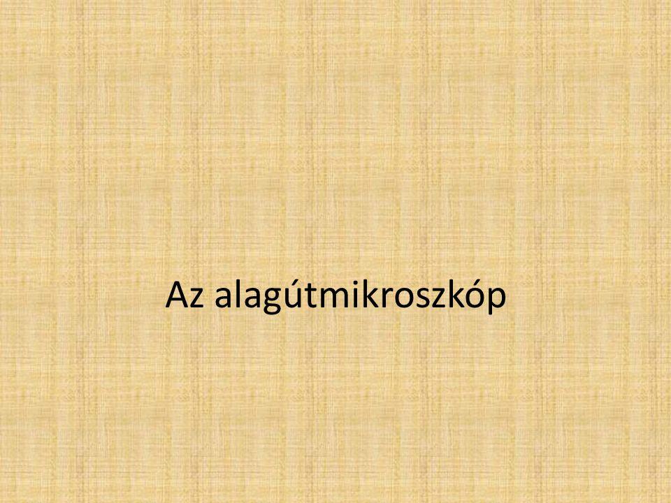 Piezo szkener Különálló piezo-rudak piezo-henger elektródákkal (kompakt, nem ortogonális) LL L E E Piezó PZT-5H: d 31 = -2.62Å/V i.e.