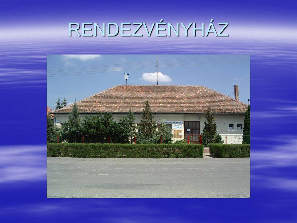 RENDEZVÉNYHÁZ