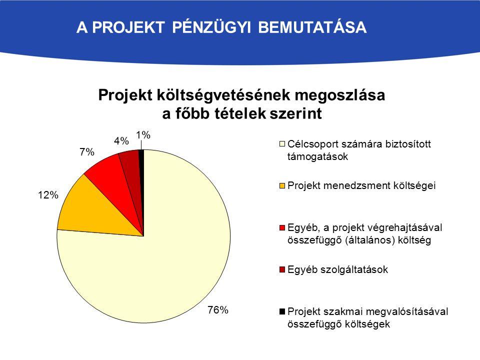 A PROJEKTEK MEGVALÓSÍTÁSÁNAK IDŐPONTJA 2014.11.01.