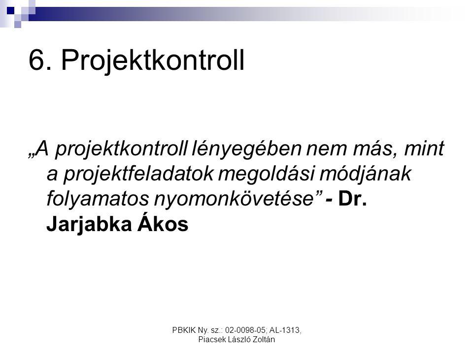 PBKIK Ny. sz.: 02-0098-05; AL-1313, Piacsek László Zoltán 6.